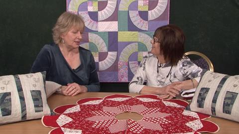 Meet Sue Rhodes – a quilter and patchworker