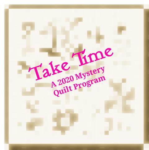 Take Time Mystery Quilt