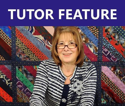 Tutor feature Valerie Nesbit