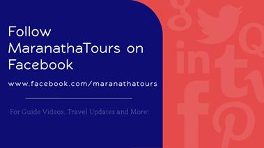 Facebook Maranatha Tours