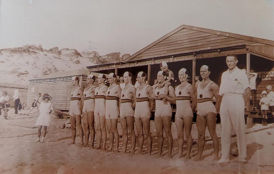 Photo from  Bunbury SLSC in Western Australia