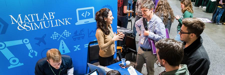 MathWorks at the 2018 Giant Jamboree