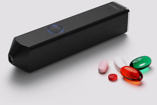 A PORTABLE DEVICE & APP THAT IDENTIFIES PILLS AND THEIR USES