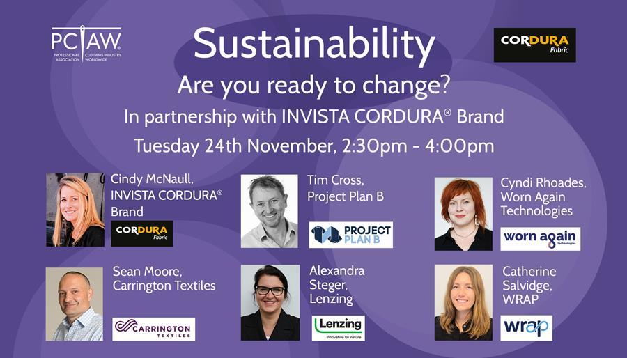 Sustainability webinar