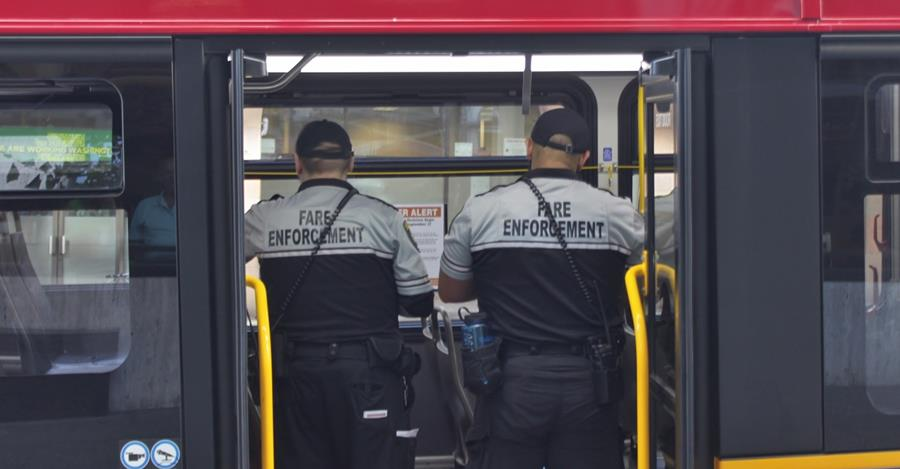 Fare enforcement