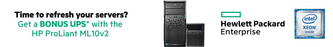 HP Gen9 Servers