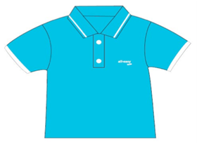 excess inventory of polo shirts