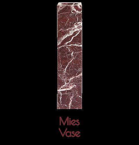 Mies Vase Merlot