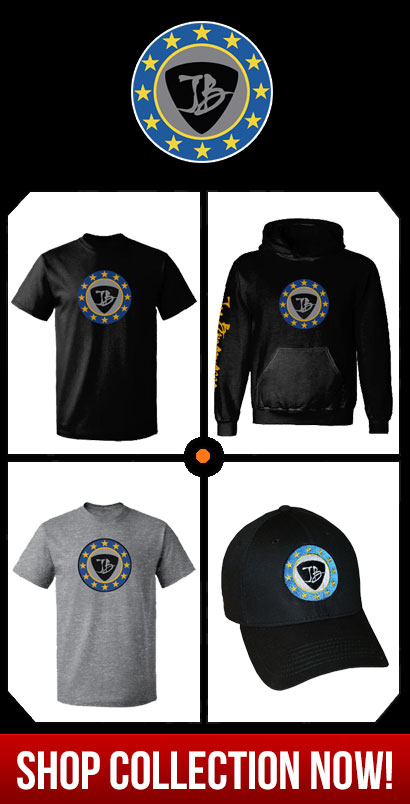 NEW Vintage Bonamassa Star Shield Collection. 2 t-shirts, hat and sweatshirt. Buy the package at 15% off! Buy Now. Click Here.