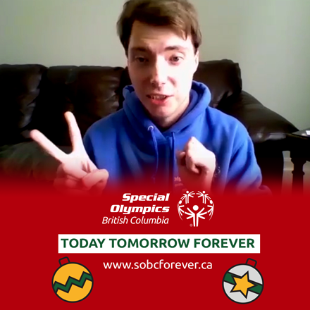 Today, Tomorrow, Forever holiday graphic