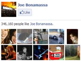 Joe Bonamassa on Facebook. 346,160 people like Joe Bonamassa