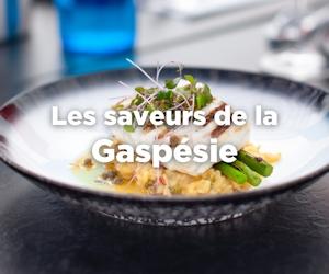 Saveurs Gaspésie