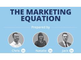 T&D Marketing Equation