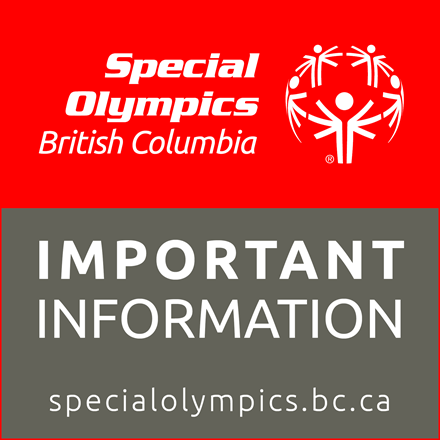 Special Olympics BC Games update