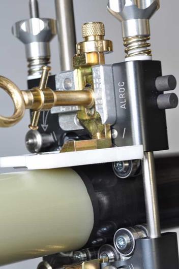 Alroc Tools Shaving HV Cables