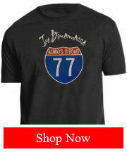Joe Bonamassa JB Route 77 Tee