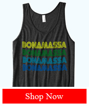 Unisex Bonamassa Tank - Vintage Bonamassa Summer Collection