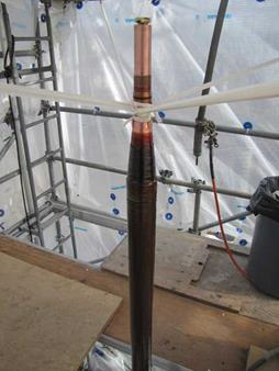 How To Carry Out A 230kV Pipe Type Pothead Replacement /Cable Freeze
