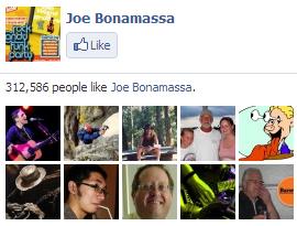 Joe Bonamassa on Facebook. 312,586 people like Joe Bonamassa
