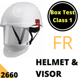Arc Flash Helmets