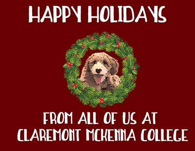 Happy Holidays from CMC