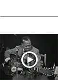 Big Joe Williams brings the Delta blues straight out of Mississippi with his lively rendition 'Baby Please Don't Go' in the 1960's.