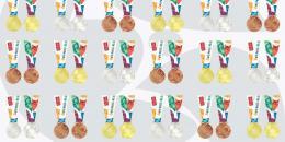 Buenos Aires : 1.250 médailles en jeu