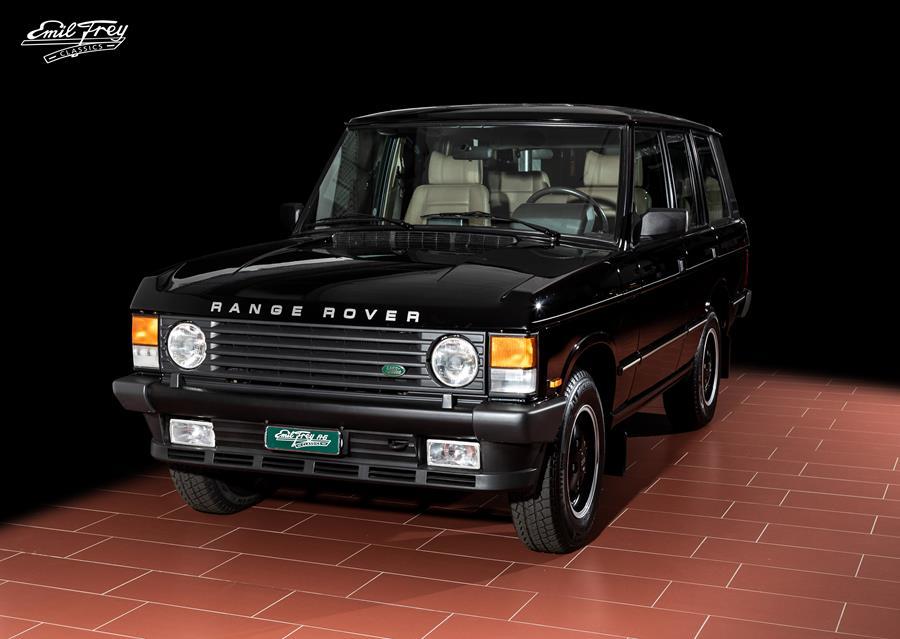 Range Rover 3.9 Vogue SEi