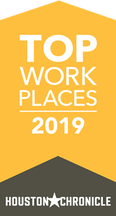 Houston Chronicle Top Work Places 2019