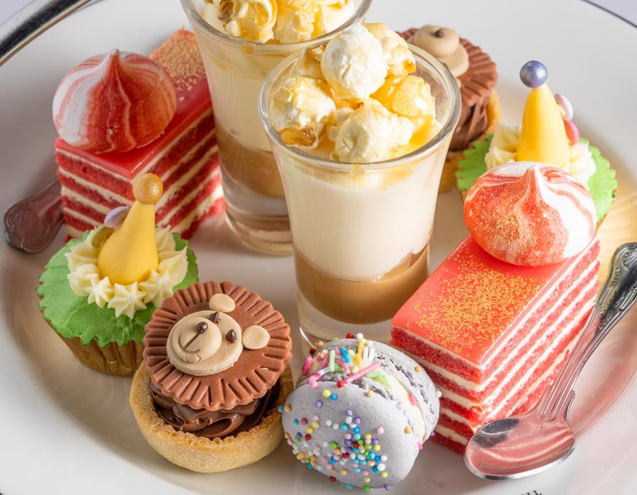 Circus Afternoon Tea at The Assembly House