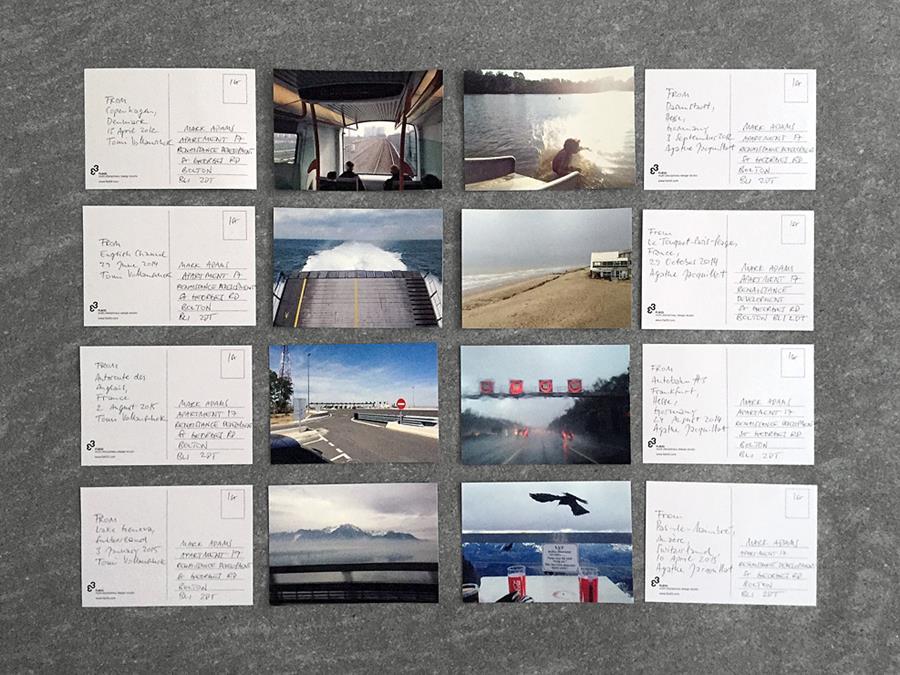 FL@33 picture postcards