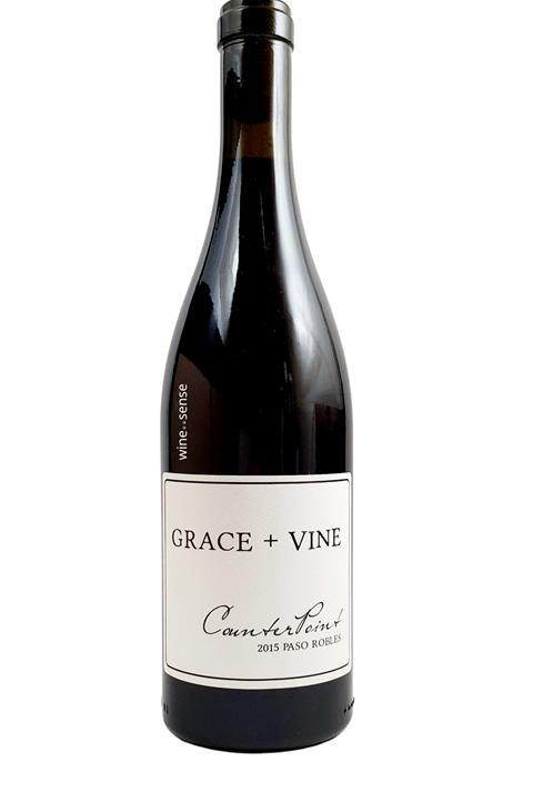 Grace + Vine, Counter Point Red Wine, Paso Robles