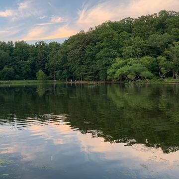 Wheaton Regional Park - Pine Lake