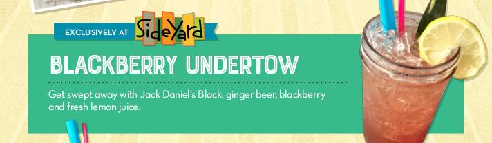 Blackberry Undertow