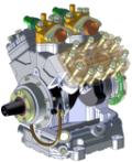 engine cutaway view