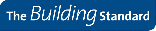 The Building Standard heading banner